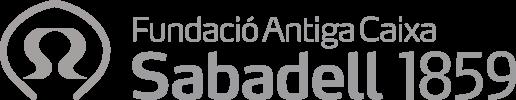Antiga Caixa Sabadell. Logo